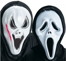 Masker Ghost of Scream, kind