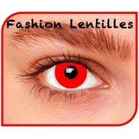 Comedia zachte kleurlenzen 1 dag houdbaar Red Out