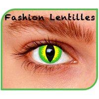 Comedia zachte kleurlenzen 1 dag houdbaar Devil green
