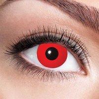 Comedia zachte kleurlenzen 1 maand houdbaar Red Devil