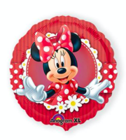 Folieballon Mad About Minnie 43cm