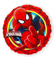 Folieballon Spiderman 43cm