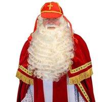 Sinterklaas werkmijter eenvoudig