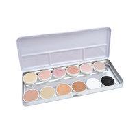 Superstar waterschmink palet skin tone 12 kleuren