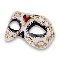 Venetiaans masker Colombina Morte