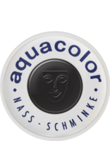 Kryolan Aquacolor schmink zwart 071 30 ml