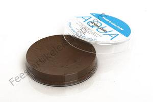 Kryolan aquacolor schmink middel bruin 103  55 ml