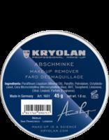 Kryolan make up remover, abschminke tbv suprcolor vetschmink 45 gram.