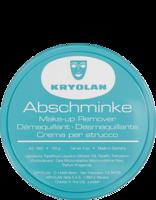 Kryolan make up remover, abschminke tbv suprcolor vetschmink 120 gram
