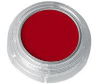 Grimas Lipstick rood doosje 2,5ml
