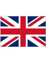 Tafelvlag moiree zijde 10 x 15 cm Engeland