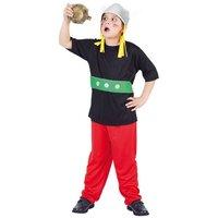 Asterix 2 delig: jumpsuit met helm