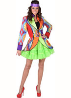 Rainbow jas batik OP=OP