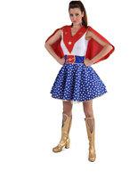 Supergirl jurk met met cape