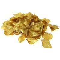 Rozenblaadjes goudkleurig 144 stuks