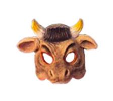 Rubber half-masker koe