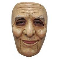 Gezichtsmasker rubber Mr. Smith oude heer
