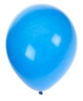 Ballonnen blauw 100 stuks 30 cm