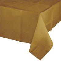 Tafelkleed glitt gold papier
