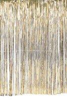 Deurgordijn Festive Gold 250 x 100 cm