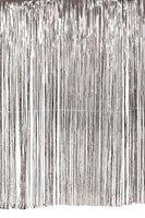 Deurgordijn Sparkling Silver 200 x 100 cm