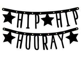 Letterslinger 'Hip Hip Hooray'