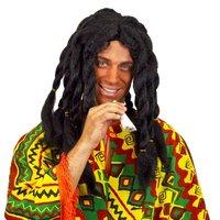 Bob Marley, dreadlocks zwart