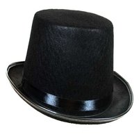 Hoge hoed zwart populair