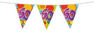 Vlaggenlijn '60 jaar' 10 meter