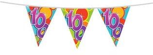 Vlaggenlijn '100 jaar' 10 meter