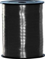Lint zwart 500 m x 5 mm