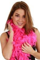 Boa hard roze 50 gram 180 cm