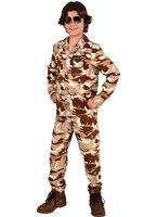 Legerpak Desert Storm 2-delig: jas en broek