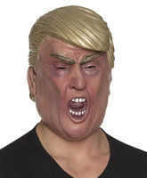 Donald Trump masker latex