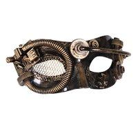 Steampunk masker luxe