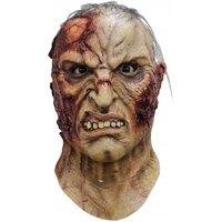 Ghoulish Masker Mortus Zombie Met Hals