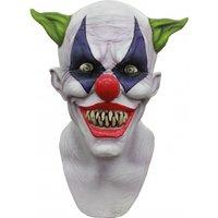 Ghoulish Masker Creepy Giggles Met Hals
