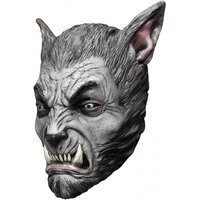 Ghoulish Masker Beast Silver Wolf