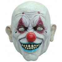 Ghoulish Masker Crappy The Clown Scary Eyes