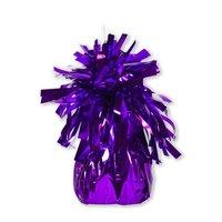 Ballongewicht folie paars