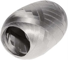 Polyband lint zilver 20m x 5mm