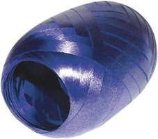 Polyband lint marineblauw 20m x 5mm