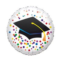 Folieballon Graduation 43 cm