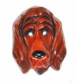 Masker hond volwassen plastic