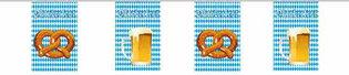 Vlaggenlijn vierkant Oktoberfest 10 meter OP=OP