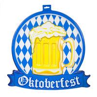 Oktoberfest 3D bord bierpul