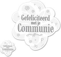 Communie placemats en onderzetters OP=OP