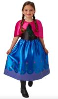 Frozen jurk Anna 2-delig