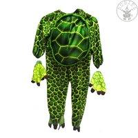 Kinderkostuum Schildpad jumpsuit