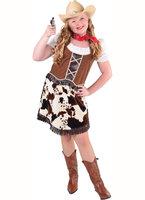 Magic Cowgirl jurkje bruin